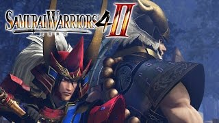 Samurai Warriors 4-II [Gameplay, PC]