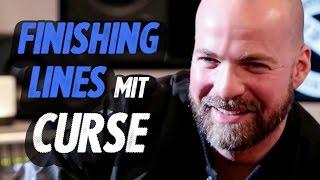 Wie gut kennt Curse seine Lines? #finishinglines (16BARS.TV)