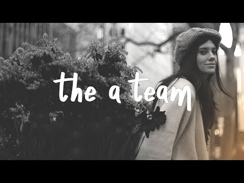 Ed Sheeran - The A Team (Mike Posner Remix)
