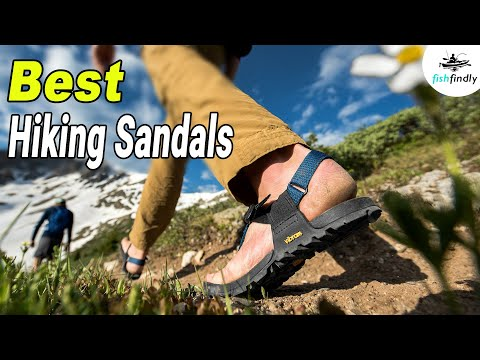 Best Hiking Sandals In 2020 – Top Quality Tested By Hiking Expert!