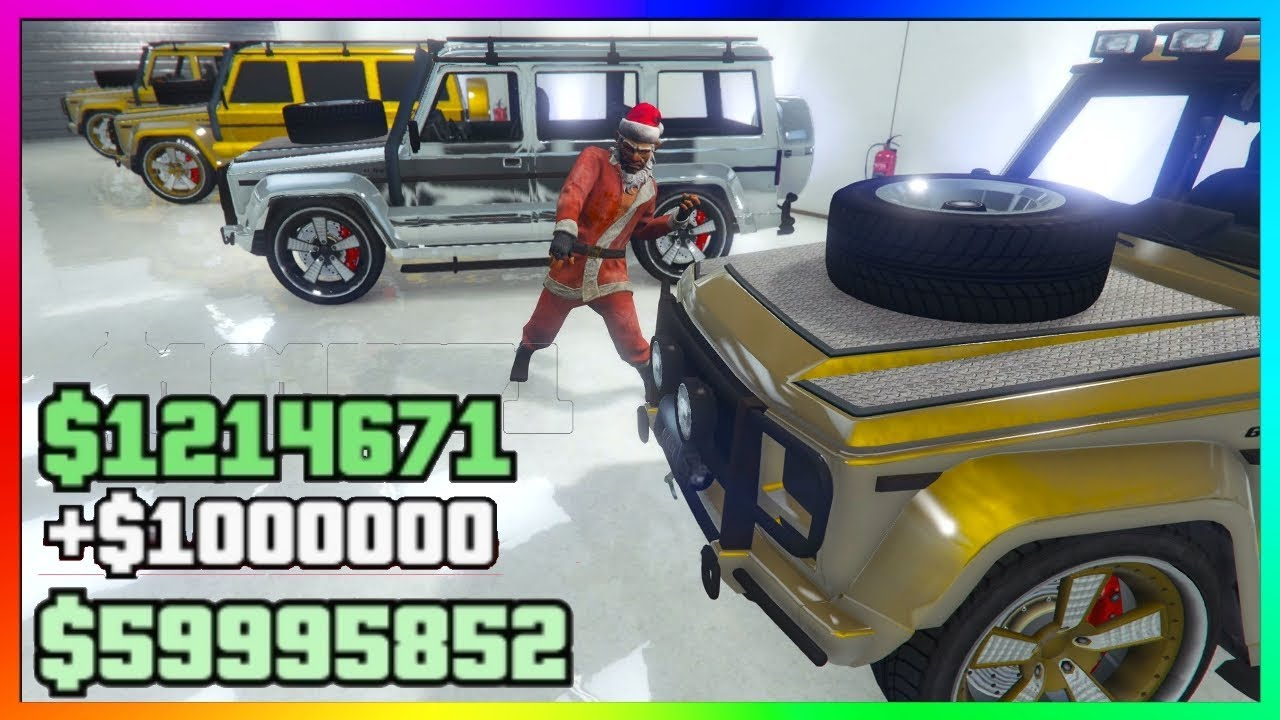 How To MAKE MONEY Duplicate RARE Dubsta 2 Cars In GTA 5 Online | NEW Solo  Money Method/Guide 1 42