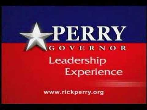 Rick Perry: Through the Years