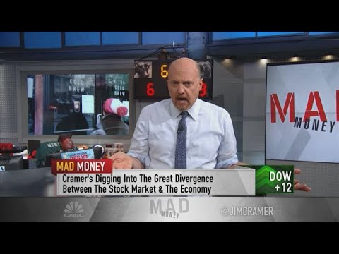 Jim Cramer: The stimulus package may not be enough to recover the economy