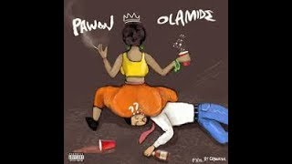 Gambar cover olamide pawon (official audio)