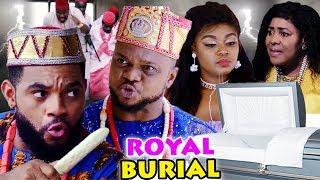 ROYAL BURIAL Season Finale (Ken Erics Wicked Prince) - 2019 Latest Nigerian Nollywood Movie HD
