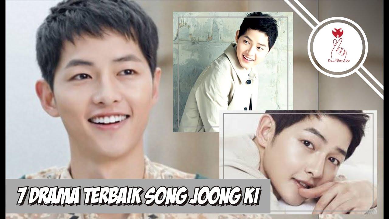 7 Drama Korea Terbaik Song Joong Ki