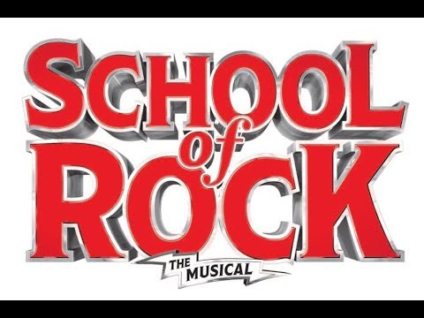 4* REVIEW School Of Rock Musical Winter Gardens Broadway West End Tour   Andrew Lloyd Webber CLOSING