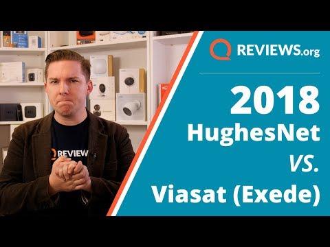 Best Satellite Internet Providers | HughesNet Vs Viasat (Exede)