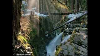 Workshop Participant Images: Sol Duc River in Olympic National Park