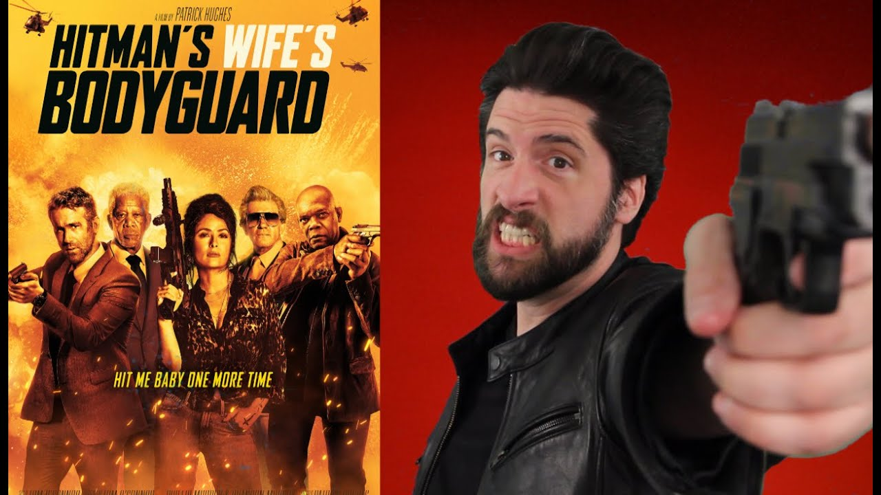 REVIEW!  The Hitman's Wife's Bodyguard