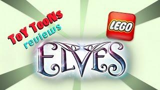 Lego Elves Farran And The Crystal Hollow