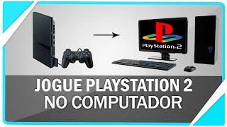 Como jogar/emular o Playstation 2 ( PS2 ) no PC
