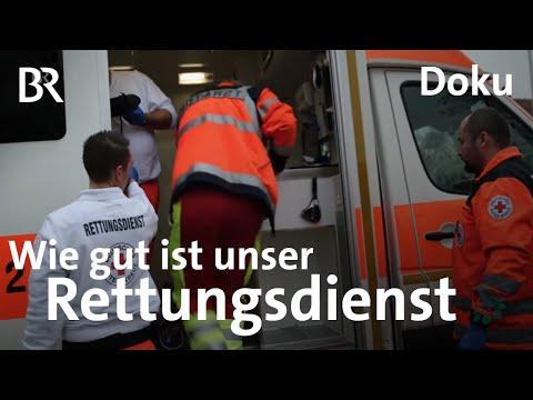 Wie gut ist die Versorgung von Notfällen in Bayern? - Faszination Wissen - ganze Sendung 7.2.17