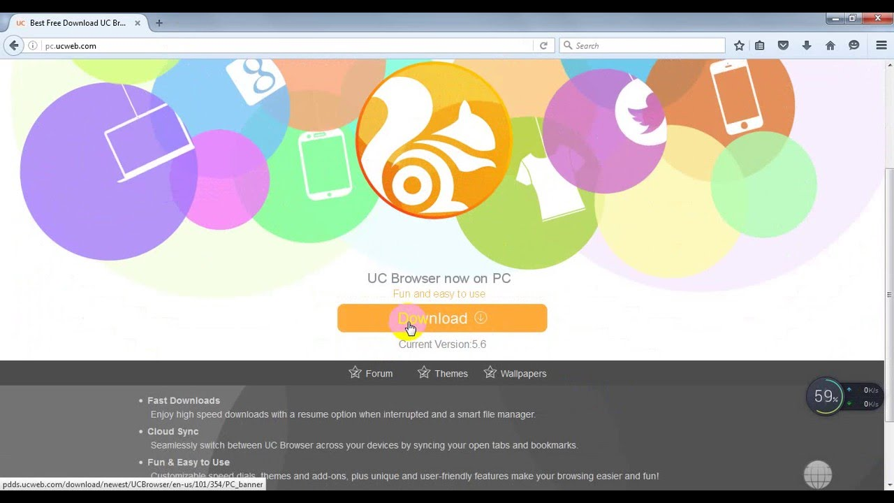 youtube downloader for uc browser pc