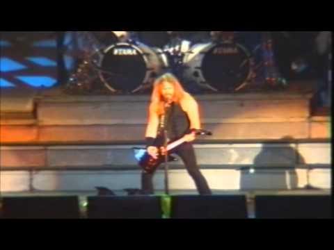 Metallica - Enter Sandman - Dortmund, Germany - 1991