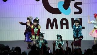 AKB48 Team8 チーム8 関西 あべのキューズモール 2015,10,4.
