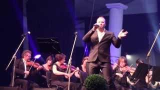 Damian Aleksander - New York New York - Festiwal Kiepury - 12 sierpnia Krynica Zdrój