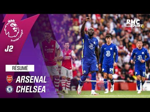 Résumé : Arsenal 0-2 Chelsea - Premier League (J2)