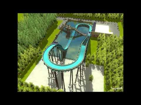 RCT3-Splash [Six Flags México ]