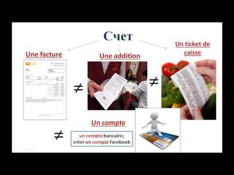 Уроки французского #84: Русское слово и его французские эквиваленты!