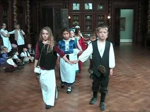 Middle School Tudor Dancing: Somersham Primary