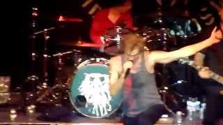 Die Toten Hosen - Pushed Again LIVE @ Zeche Bochum 01.12.2014