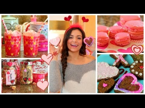 Valentine S Day Treats Diy Gift Ideas Youtube