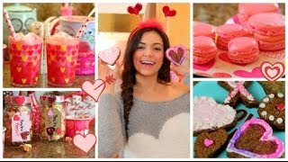 Valentine's Day Treats & DIY Gift Ideas! Thumbnail