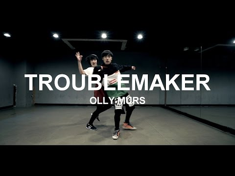 TROUBLEMAKER - OLLY MURS / CHOREOGRAPHY - SEONGCHAN HONG