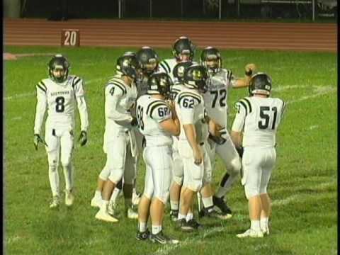 High School Football Yorkville vs Sycamore 2016