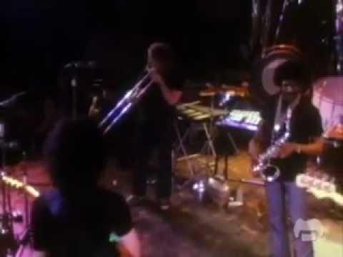 Frank Zappa at The Roxy Theatre - 1973 Video concert