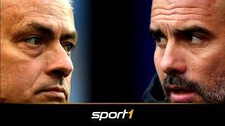 Mourinho gegen Guardiola - Chronik einer Dauerfehde | SPORT1