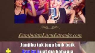 TANTE LINDA - CJR COBOY JUNIOR karaoke download ( tanpa vokal ) cover