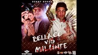 Benny Benni ft. Endo  - Bellaco Vs Maliante (Prod. By J Tones) (Secret Family & Los de la Nazza)