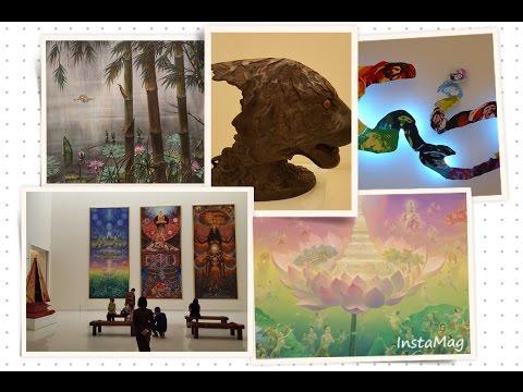 Bangkok's Museum of Contemporary Art (MOCA)