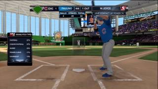 MLB 2k13- Justin Verlander Perfect Game!