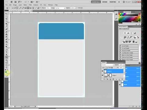ID Card maker in chennai Tutorial Photoshop   Desain ID Card cardfing