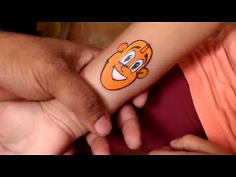 Best Tattoo Artist for Birthday Party in Pune