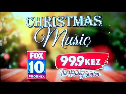 Fox 10/99.9 KEZ Continuous Christmas Music 2017 Promo