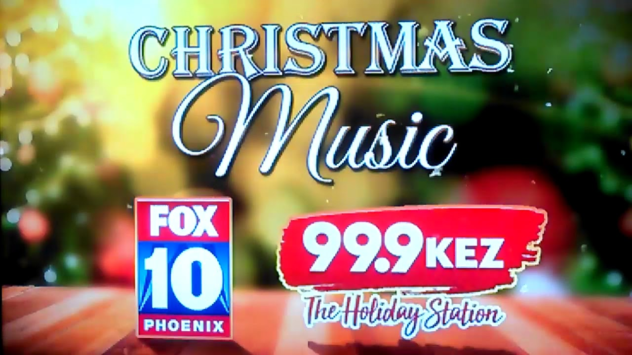 Continuous Christmas Music.Fox 10 99 9 Kez Continuous Christmas Music 2017 Promo