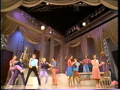 Carole Demas, Barry Bostwick, Best of Broadway,  Summer Nights from GREASE