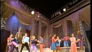 Carole Demas, Barry Bostwick, Best of Broadway,  Summer Nights from GREASE