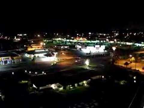 View from Panama City balcony
