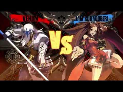 GUILTY GEAR Xrd REV2 BlackSnake(VE) Vs. JuicyG(Jam) Match 4 Of 4