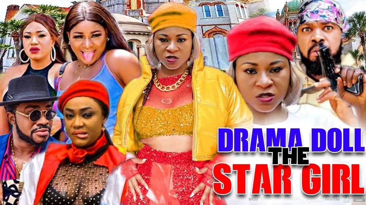 Download Drama Doll The Star Girl Part 7&8 - (New Movies) Destiny Etiko & Lizzy Gold 2021 Nigerian Movies