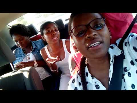 Awesome road trip from Kanye-Botswana