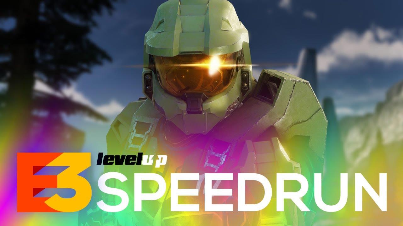 SPEEDRUN: Resumen de noticias del Xbox & Bethesda Showcase - E3 2021