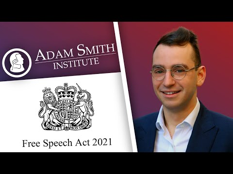 The Case For A UK Free Speech Act