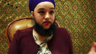 Guinness World Records 2017 # Youngest Female With a full Beard # UK