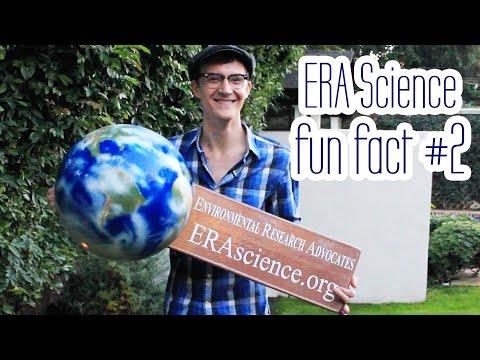 ERA Science Fun Fact with Nate Hartley